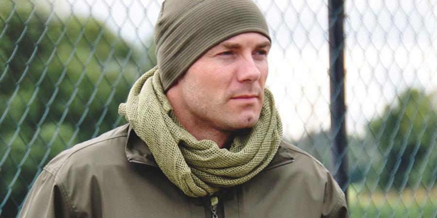 Mil-Tec Tactical Sweatshirt mit Rei/ßverschluss